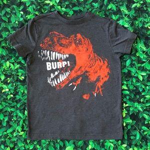 Crazy 8 Tee Shirt 7-8 | Dino Burp | boys | t shirt